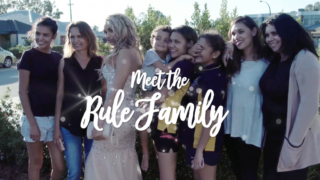 The Rule family have been nicknamed 'Australia's Kardashians'.