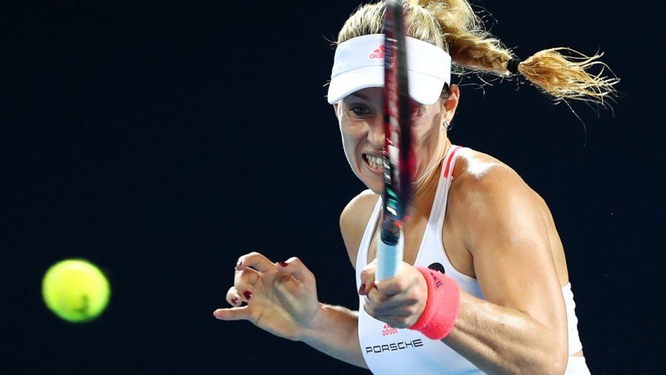 Daria Kasatkina stuns Angelique Kerber to reach quarter-finals — WTA Sydney