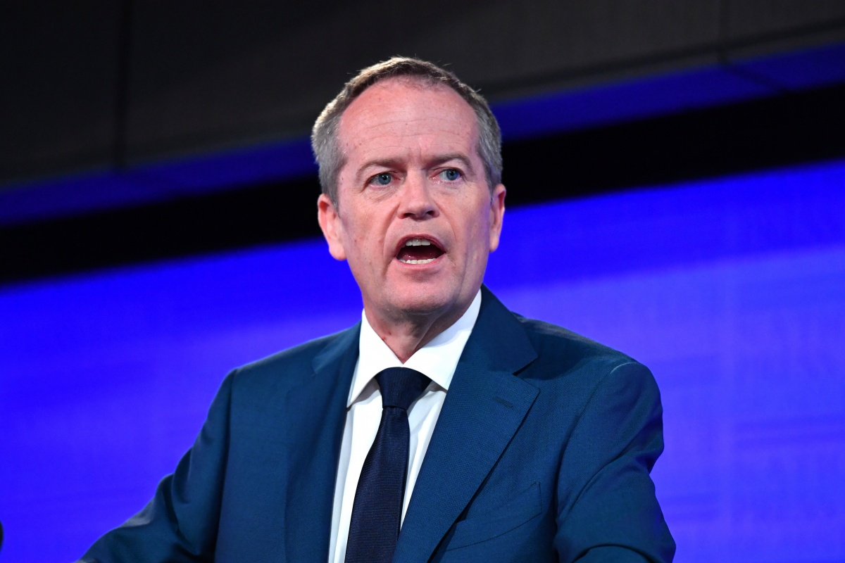 Labor Leader Bill Shorten agrees Australia is facing an energy crisis. Photo: AAP