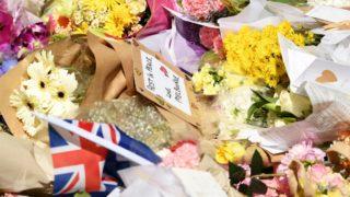 Bourke St flowers