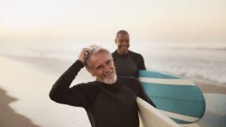 Retirement age delay.