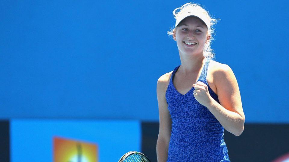 Hingis Gavrilova Australian Open
