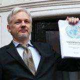 Julian Assange interview