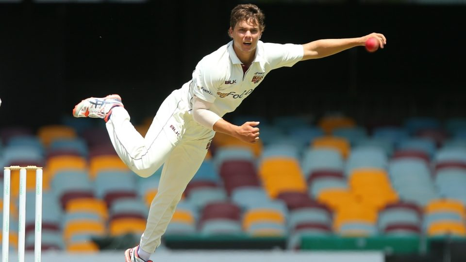 Mitchell Swepson in Test squad for india