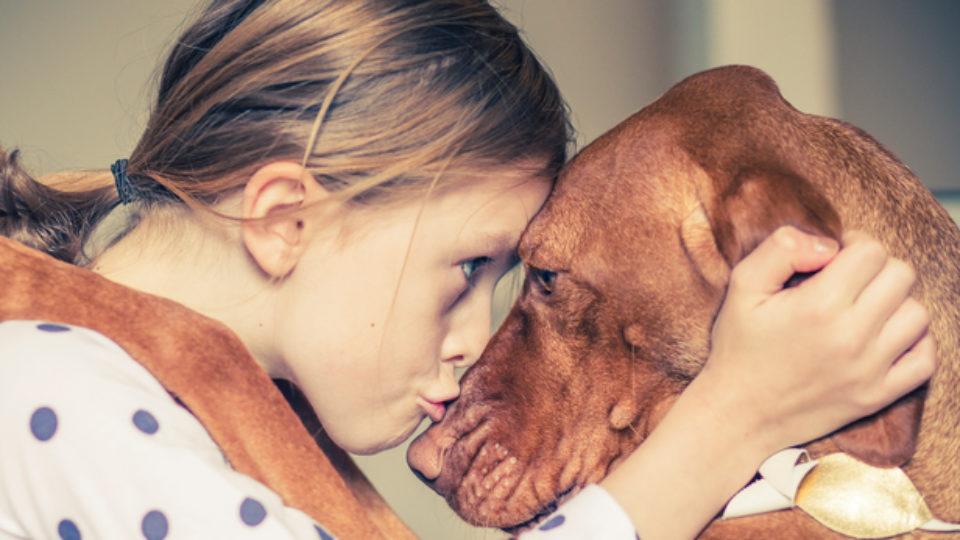 Kids prefer pets to siblings