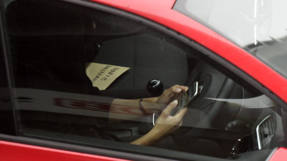cellphones driving
