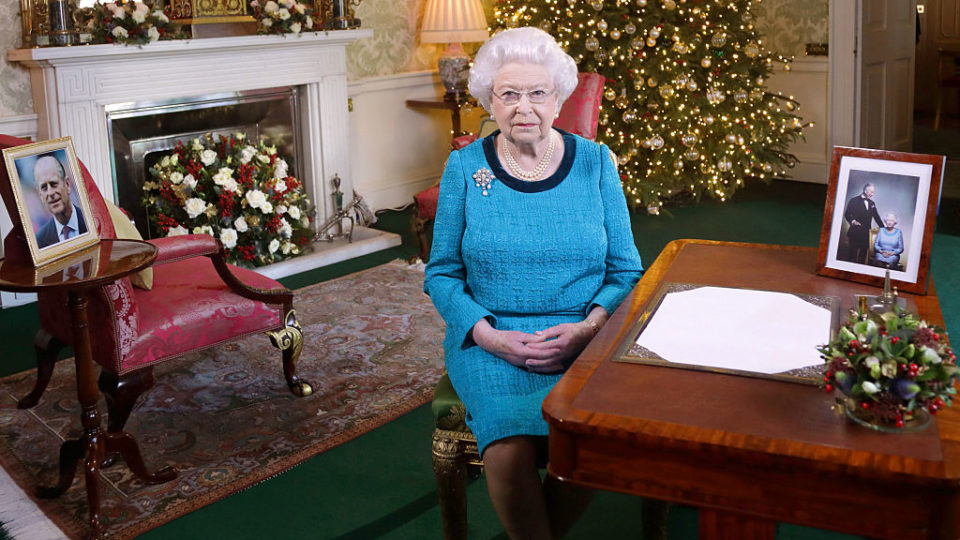 Queen sick misses another church service