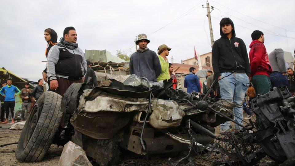 Baghdad suicide bomb 2.1.17
