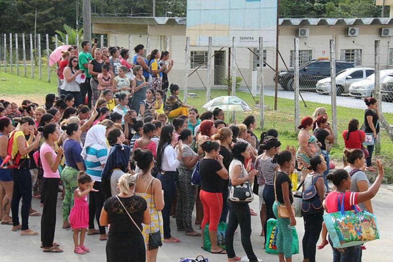 Brazil prison riots kill 60