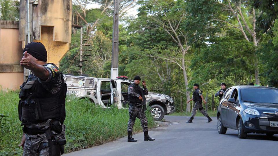 Brazil prison riot kills 60