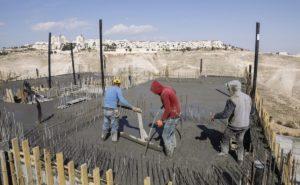 Jewish housing settlements