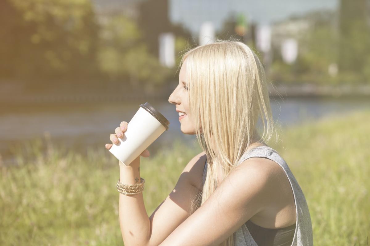 Caffeine helps to prevent high blood pressue