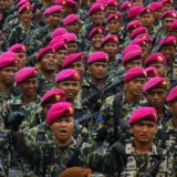Indonesian military