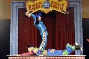 Clowns Ringling circus