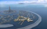 Floating city Seasteading Institute