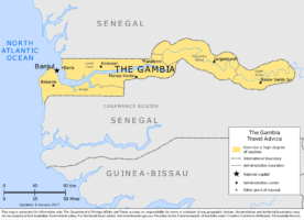 Gambia unrest
