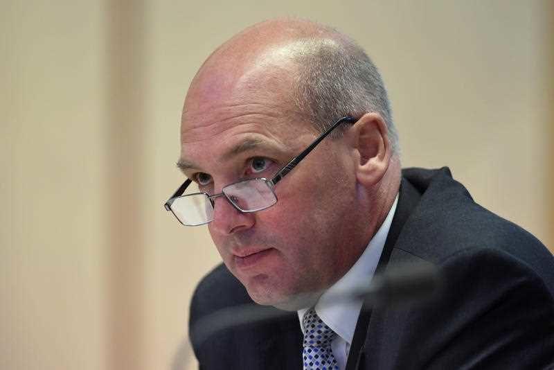 Stephen Parry