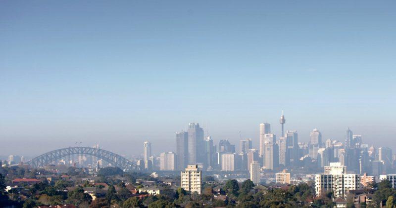 Sydney smog