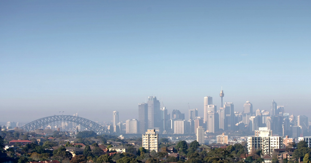 Sydney's air pollution prompts respiratory warning