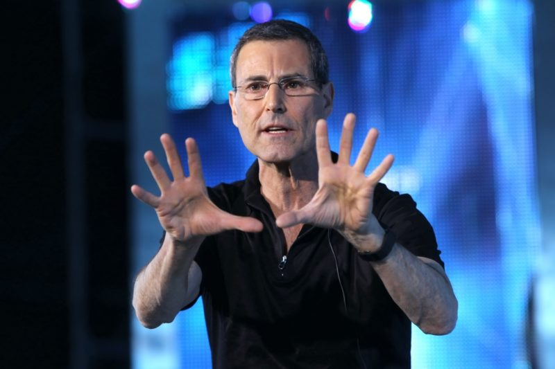 The CIA were fascinated with Uri Geller's abilities.