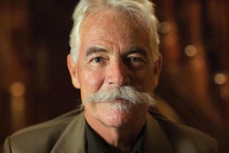 Alan Mackay-Sim has spent decades researching the nervous system. Photo: Australian of the Year Awards
