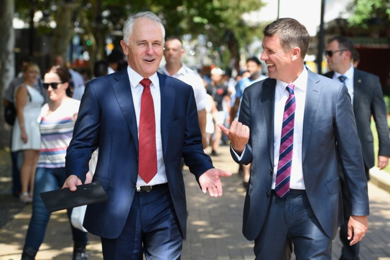 Mike Baird was considered one of the Liberal Party's biggest assets. Photo: AAP