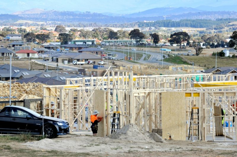Housing is hitting the budget. Photo: AAP