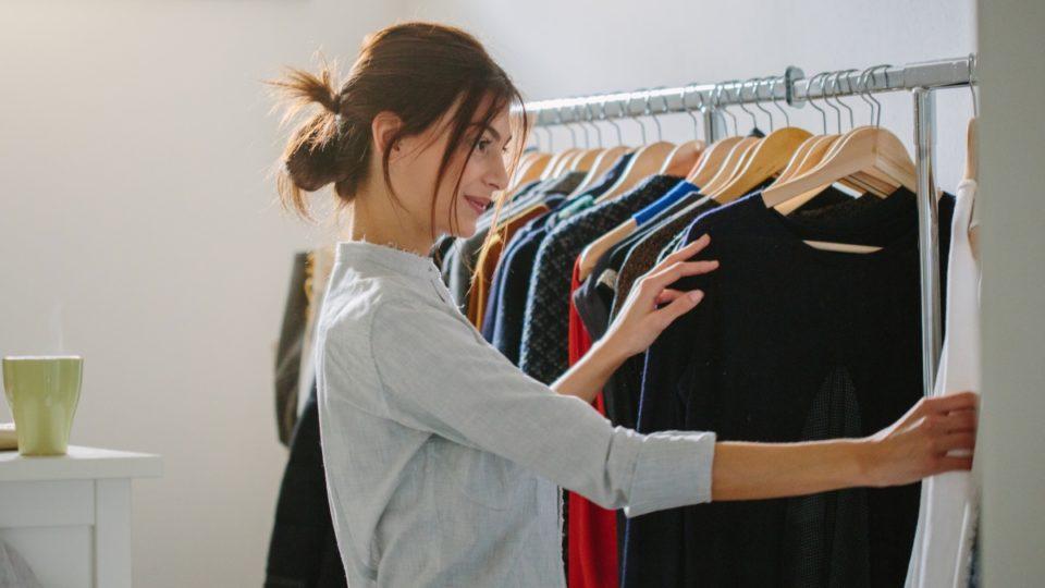 wardrobe cleanout