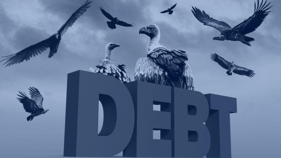 debt vulture