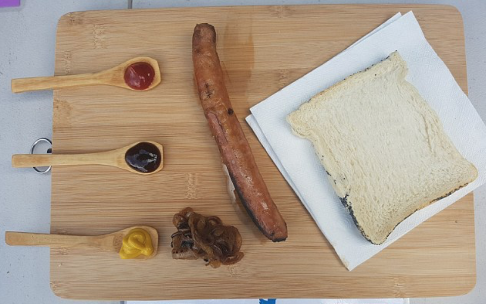 Deconstructed Bunnings Sausage Sizzle Causes Controversy