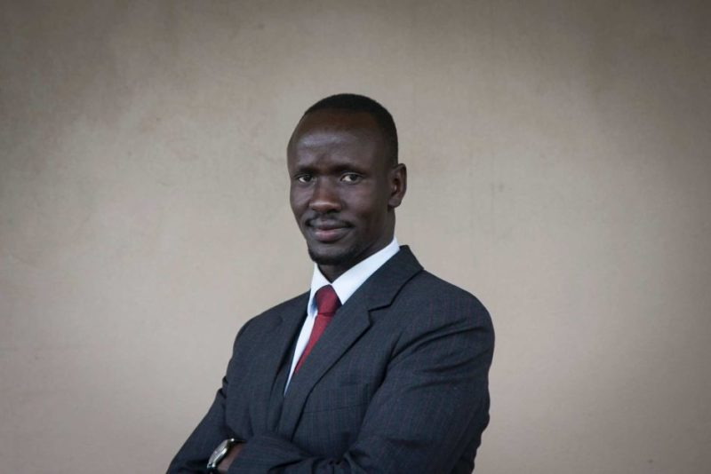 Deng Adut was snatched from his family at the age of six and forced to fight as a soldier in Sudan. Photo: Sally Tstoutas