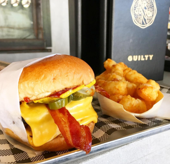 best burger australia