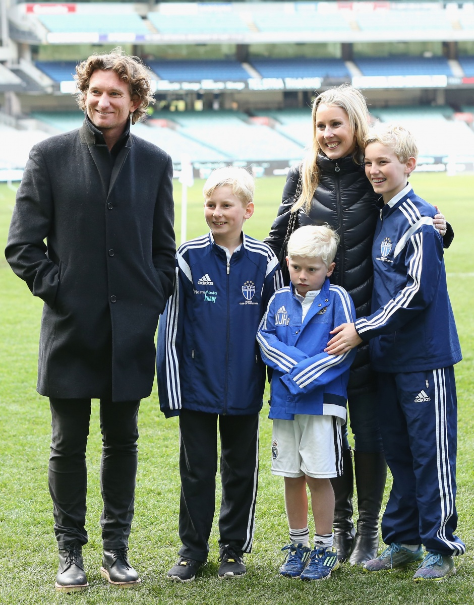 james hird family
