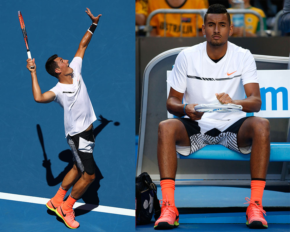 kyrgios tomic
