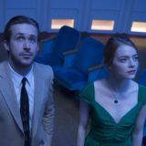 Ryan Gosling and Emma Stone each scored a nomination for La La Land.