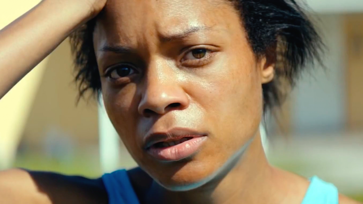 Naomie Harris is devastating as Chiron's mother.