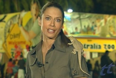 Naomi Robson's fateful lizard incident.