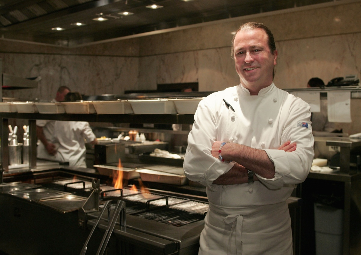 Neil Perry closed his fine dining restaurant Rockpool in Sydney in 2016. Photo: Getty