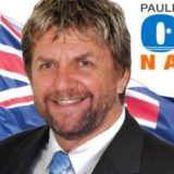 One Nation candidate Peter Rogers