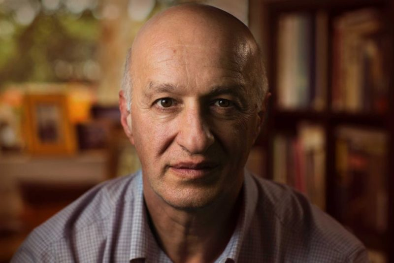 Paris Aristotle advocates for refugees and torture and trauma rehabilitation. Photo: Australian of the Year Awards