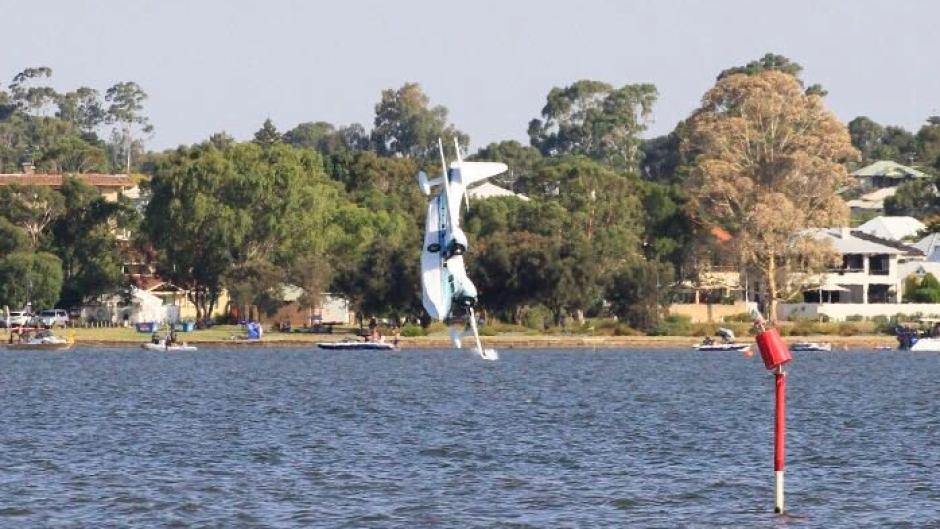 perth australia day plane crash