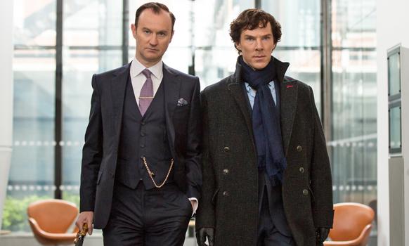 sherlock mycroft season four