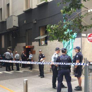 Brisbane shooting