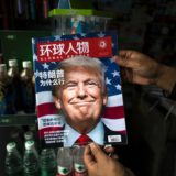 Donald Trump magazine cover