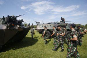 Indonesia military Bali