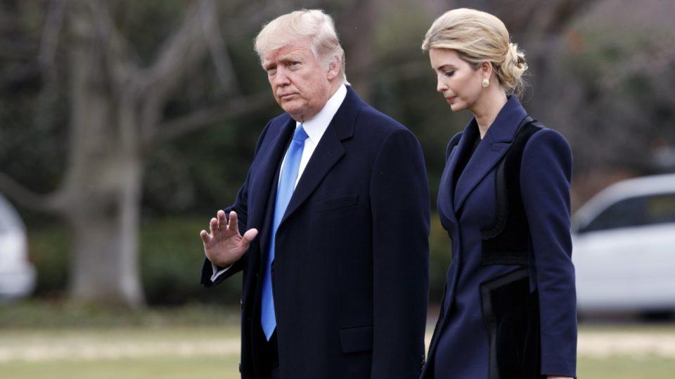 Ivanka Trump Donald Trump