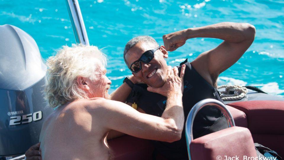 Obamas' summer holiday