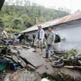 Bali landslides