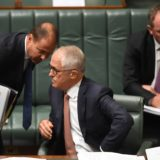 Malcolm Turnbull and Josh Frydenberg