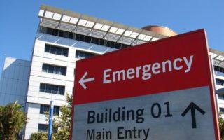 hospital health department cuts